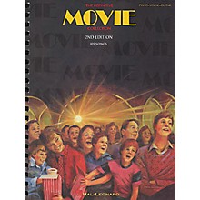 Hal Leonard The Definitive Movie Collection 2nd Edition Piano, Vocal, Guitar Songbook