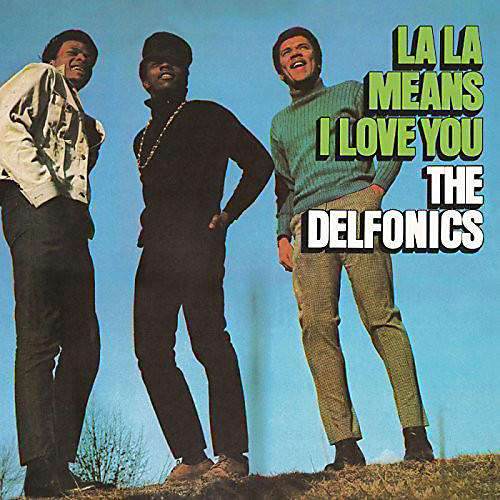 Alliance The Delfonics - La La Means I Love You thumbnail