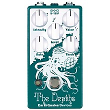 EarthQuaker Devices The Depths Optical Vibe Machine Guitar Effects Pedal