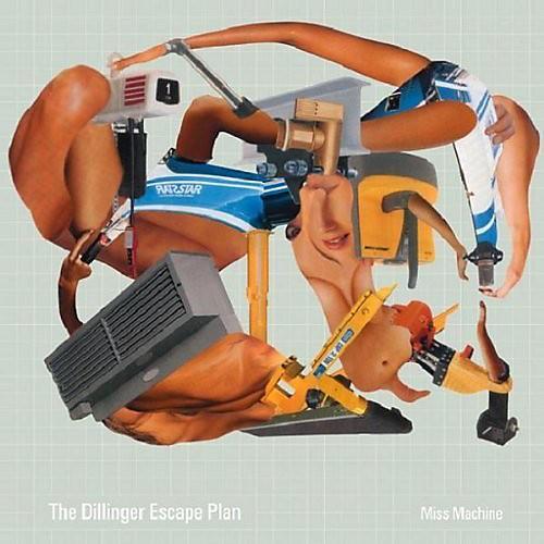 Alliance The Dillinger Escape Plan - Miss Machine thumbnail