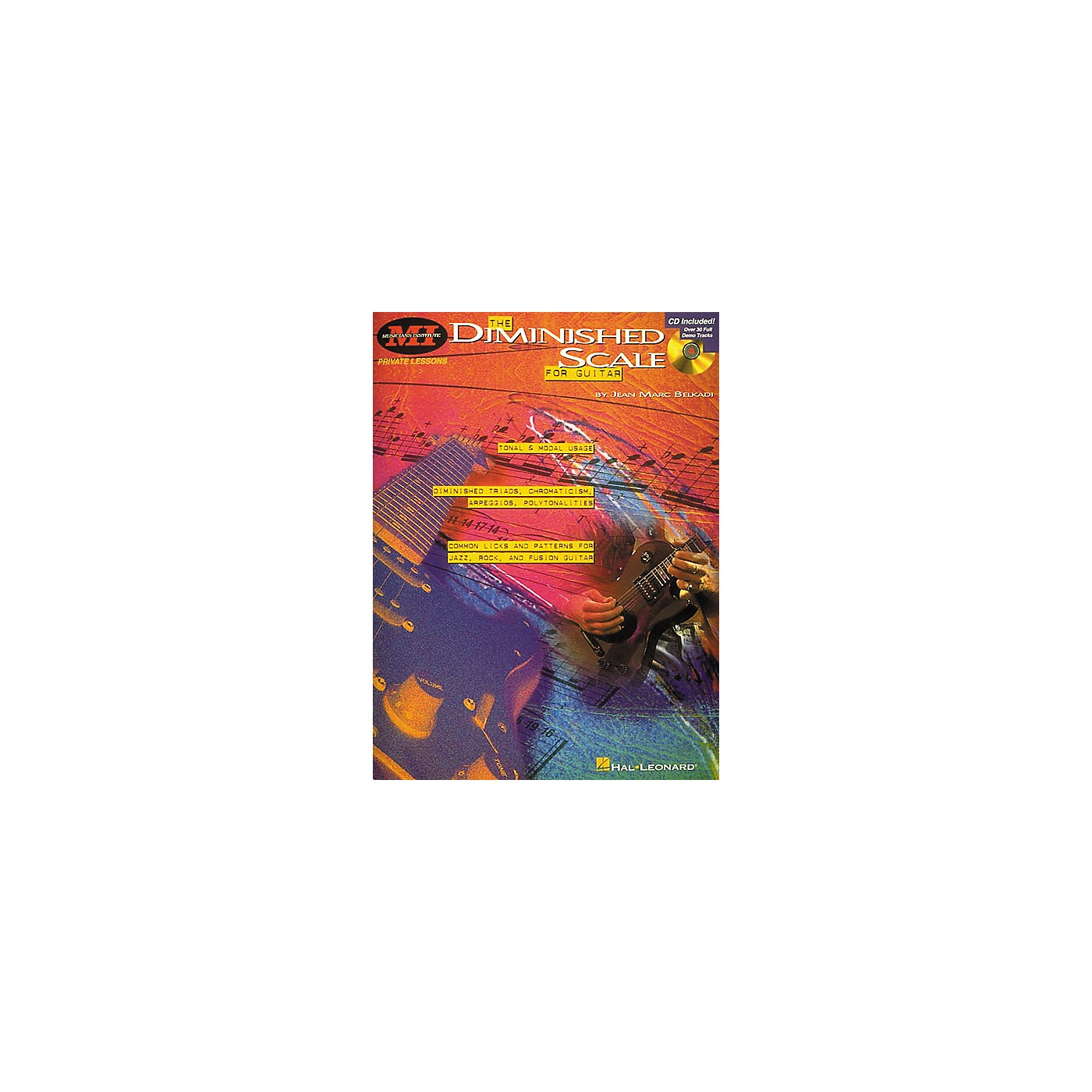 Musicians Institute The Diminished Scale for Guitar (Book/CD) thumbnail