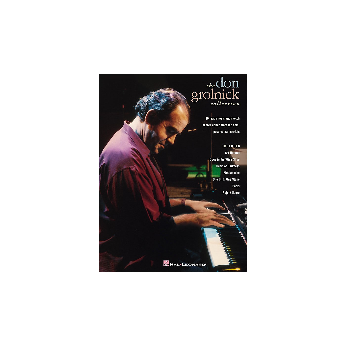 Hal Leonard The Don Grolnick Collection Transcribed Series Performed by Don Grolnick thumbnail