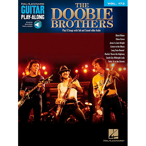 Hal Leonard The Doobie Brothers - Guitar Play-Along Series Volume 172 Book/CD thumbnail
