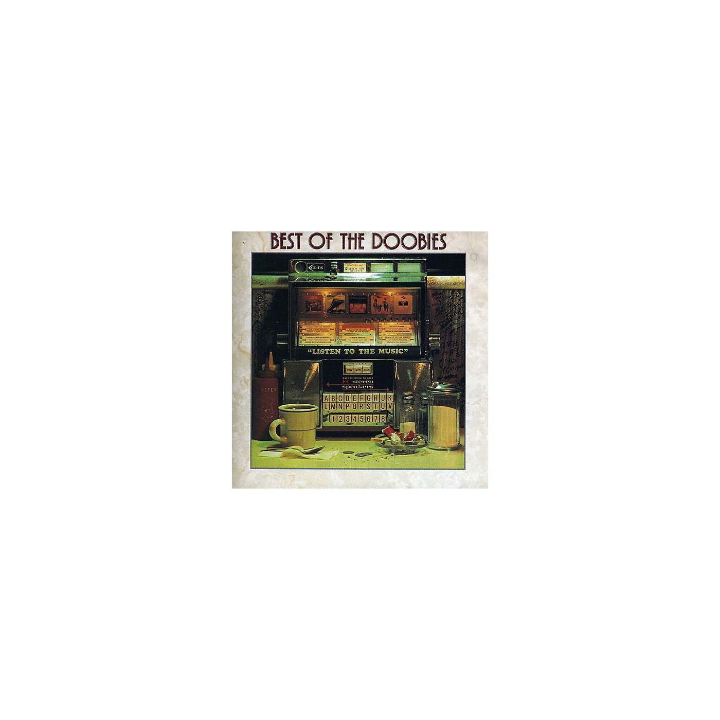 Alliance The Doobie Brothers - The Best Of The Doobies (CD) thumbnail