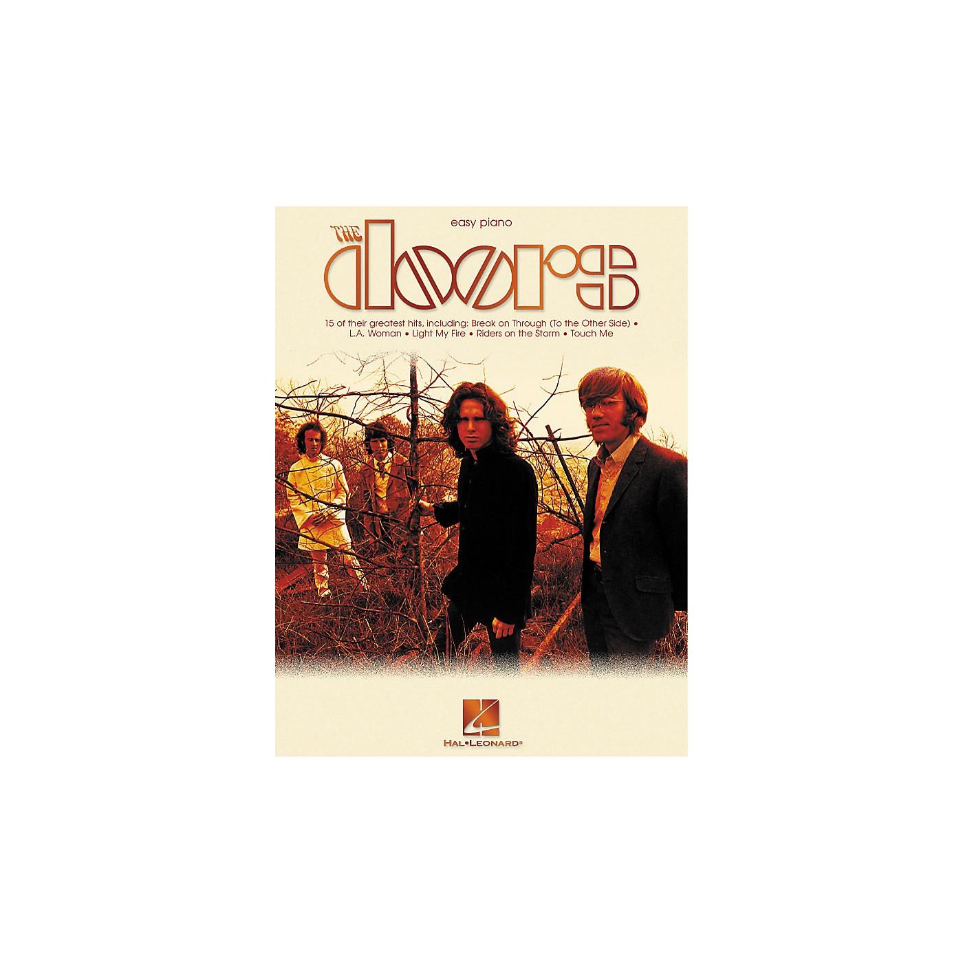 Hal Leonard The Doors - Easy Piano thumbnail