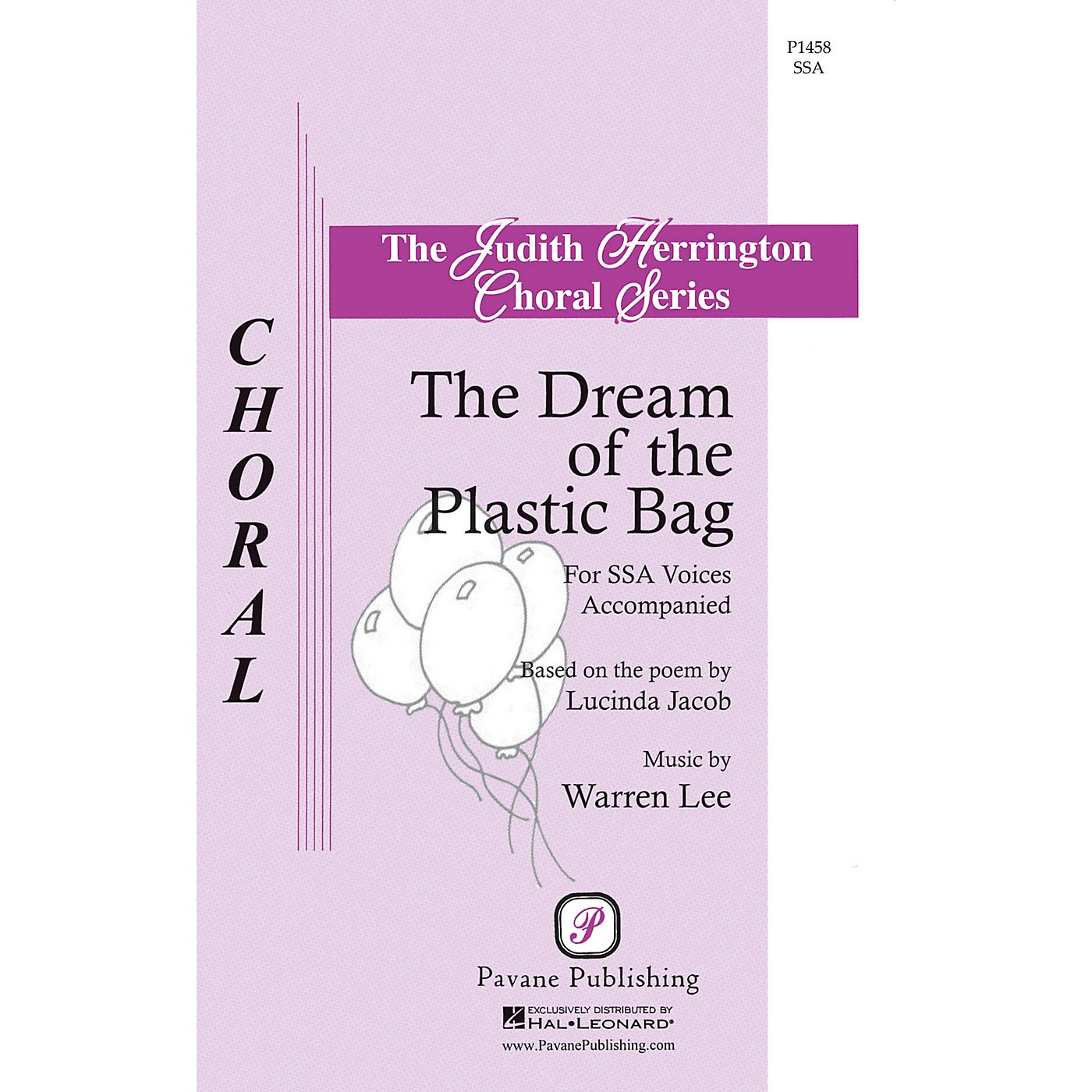 Pavane The Dream of the Plastic Bag SSA composed by Warren Lee thumbnail