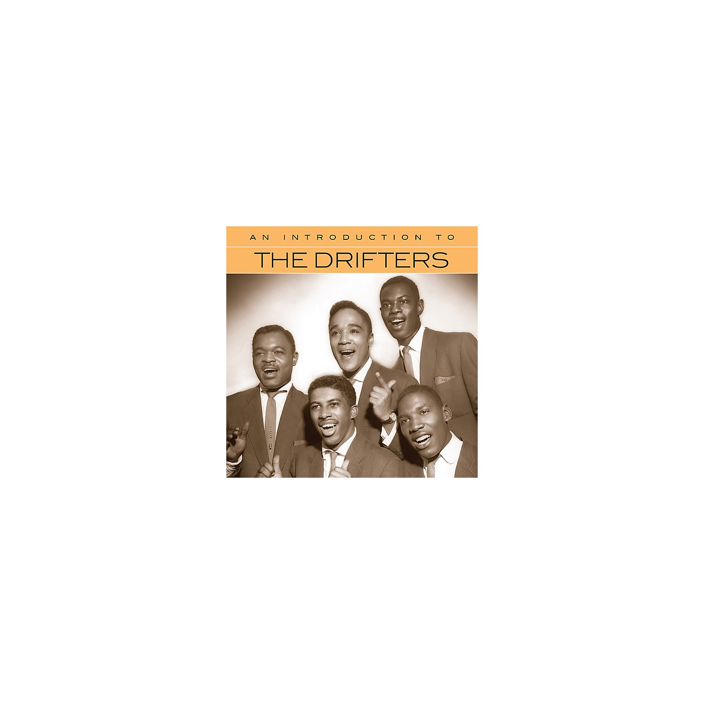 Alliance The Drifters - An Introduction To The Drifters (CD) thumbnail