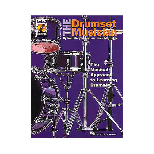 Hal Leonard The Drumset Musician Book/CD thumbnail