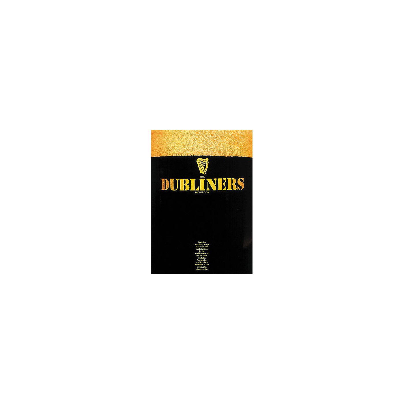 Music Sales The Dubliners' Songbook Music Sales America Series Softcover Performed by Dubliners thumbnail