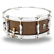 British Drum Co. The Duke Limited Edition Bog Oak Snare Drum