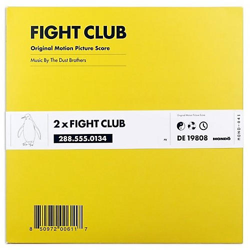 Alliance The Dust Brothers - Fight Club / O.s.t. thumbnail