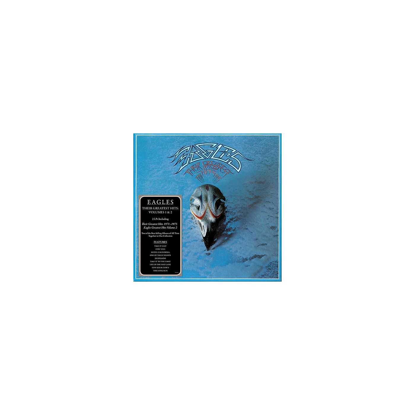 Alliance The Eagles - Their Greatest Hits Volumes 1 & 2 (CD) thumbnail