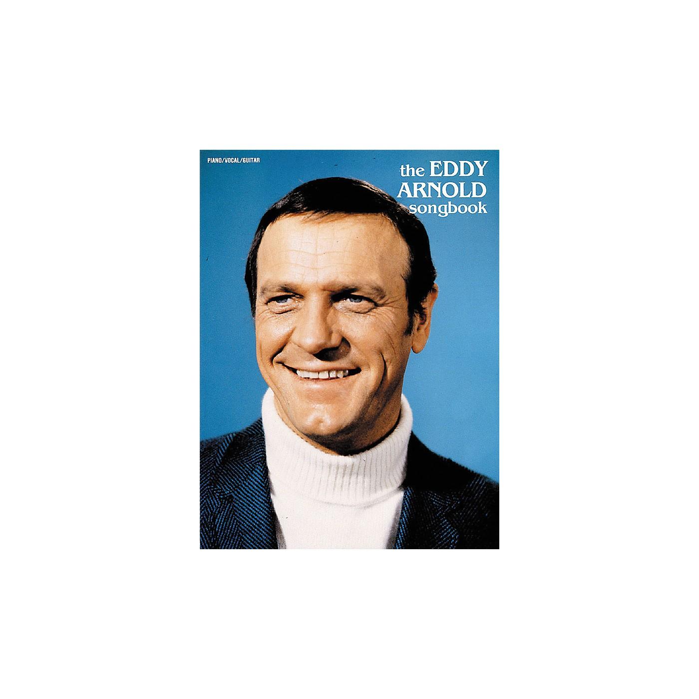 Hal Leonard The Eddy Arnold Songbook thumbnail