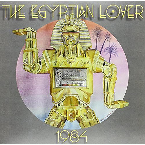 Alliance The Egyptian Lover - 1984 thumbnail
