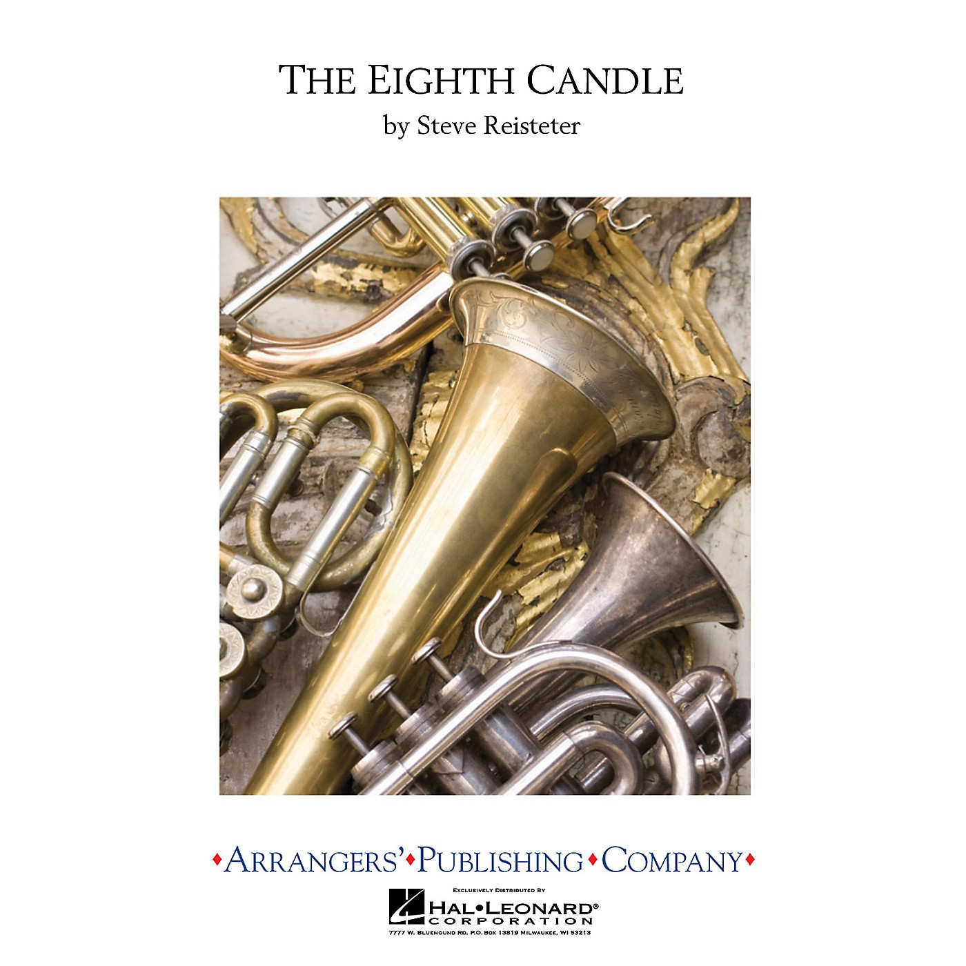 Arrangers The Eighth Candle Concert Band Arranged by Steve Reisteter - Score Only thumbnail