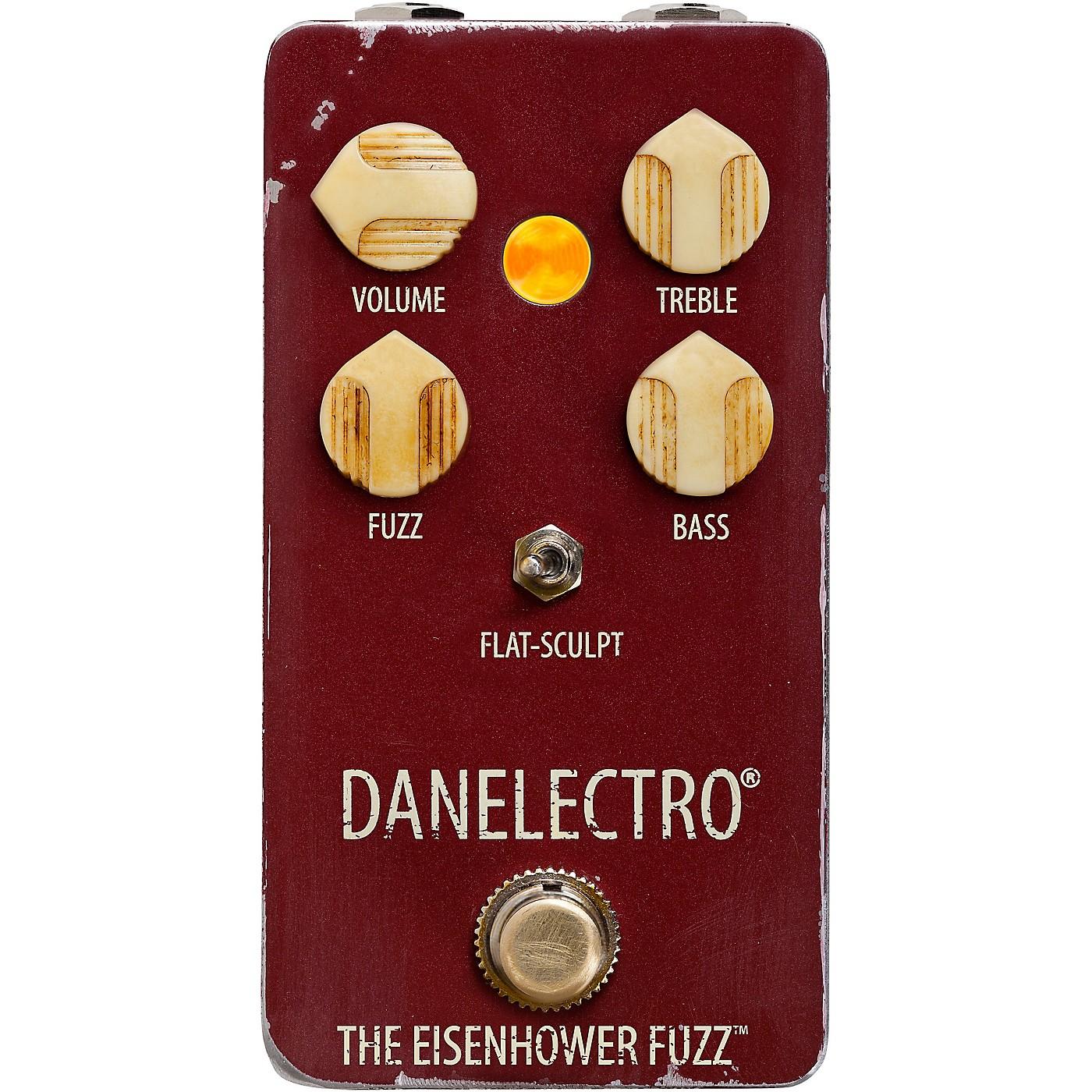 Danelectro The Eisenhower Fuzz Effects Pedal thumbnail