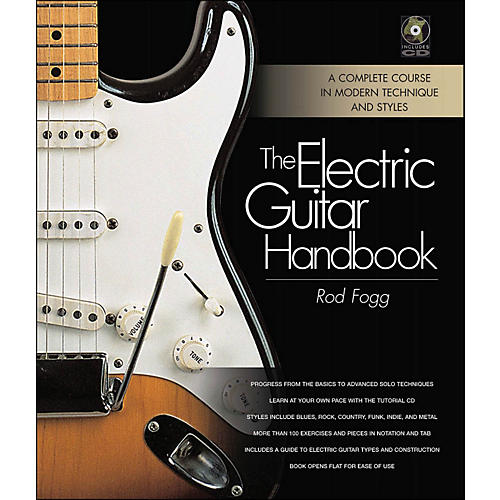 Backbeat Books The Electric Guitar Handbook thumbnail