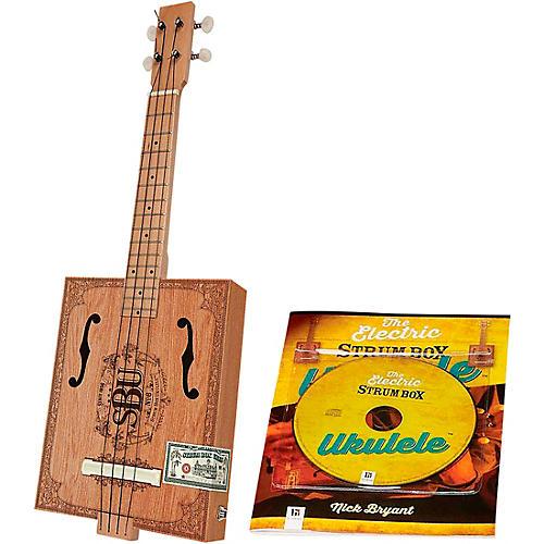 Hinkler The Electric Strum Box Ukulele Complete Kit - Ukulele/Book/CD thumbnail