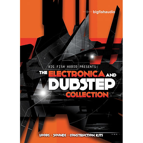 Big Fish The Electronica and Dubstep Collection thumbnail