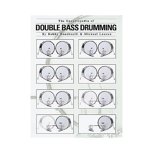 Hal Leonard The Encyclopedia of Double Bass Drumming Book thumbnail