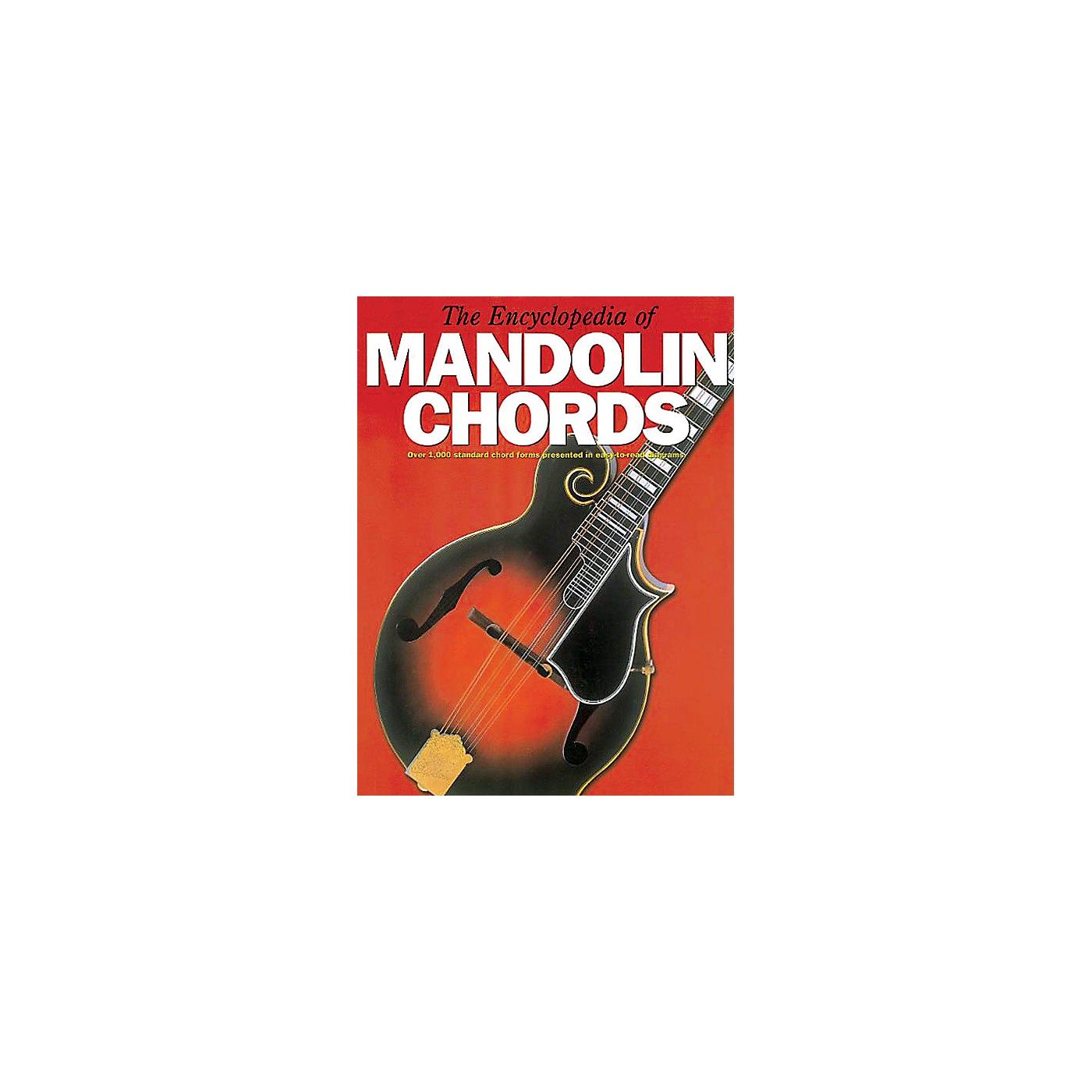 Music Sales The Encyclopedia of Mandolin Chords Music Sales America Series Softcover Written by Various Authors thumbnail