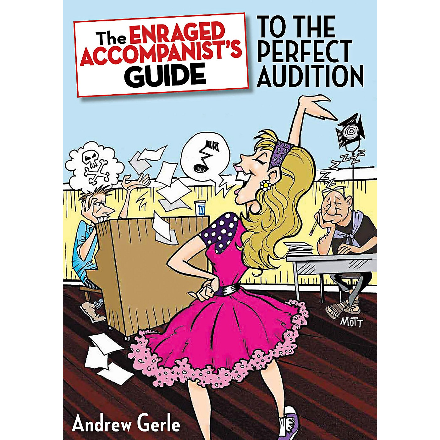 Hal Leonard The Enraged Accompanist's Guide To The Perfect Audition thumbnail