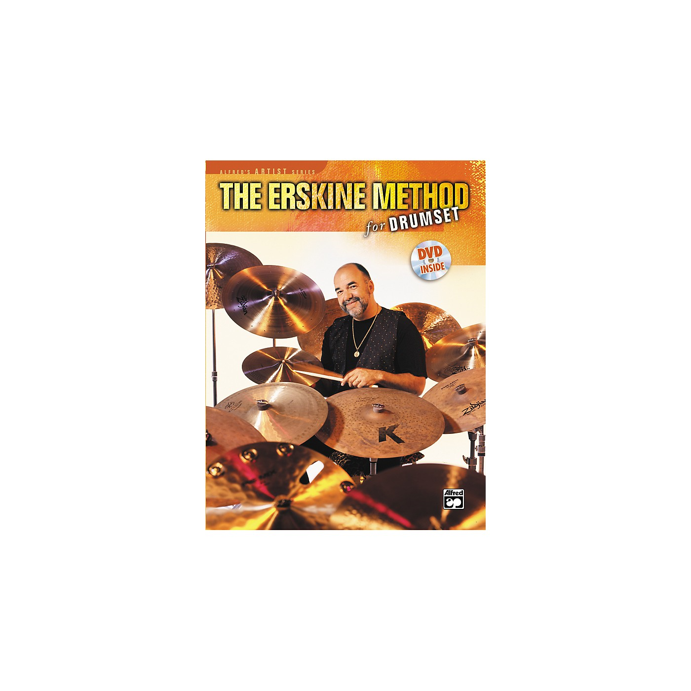 Alfred The Erskine Method for Drumset (Book/DVD) thumbnail