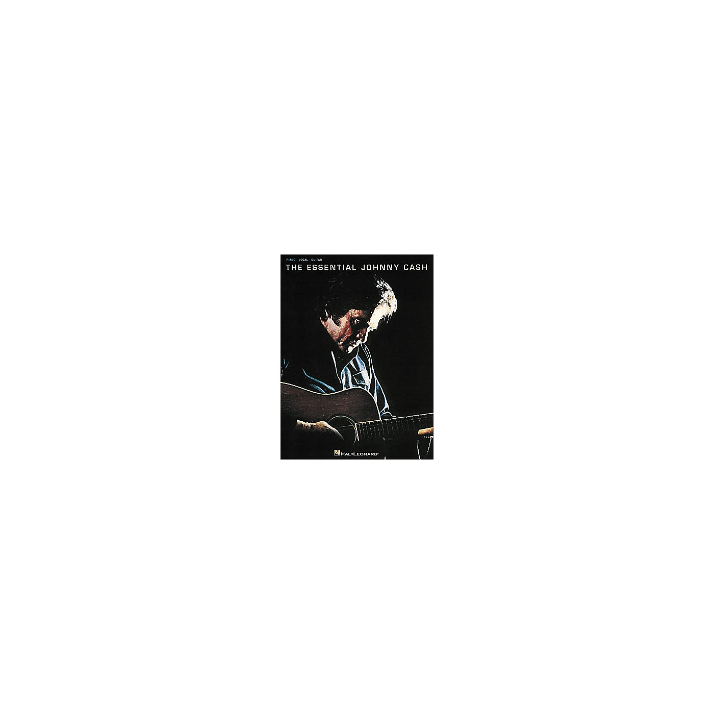 Hal Leonard The Essential Johnny Cash Piano, Vocal, Guitar Songbook thumbnail