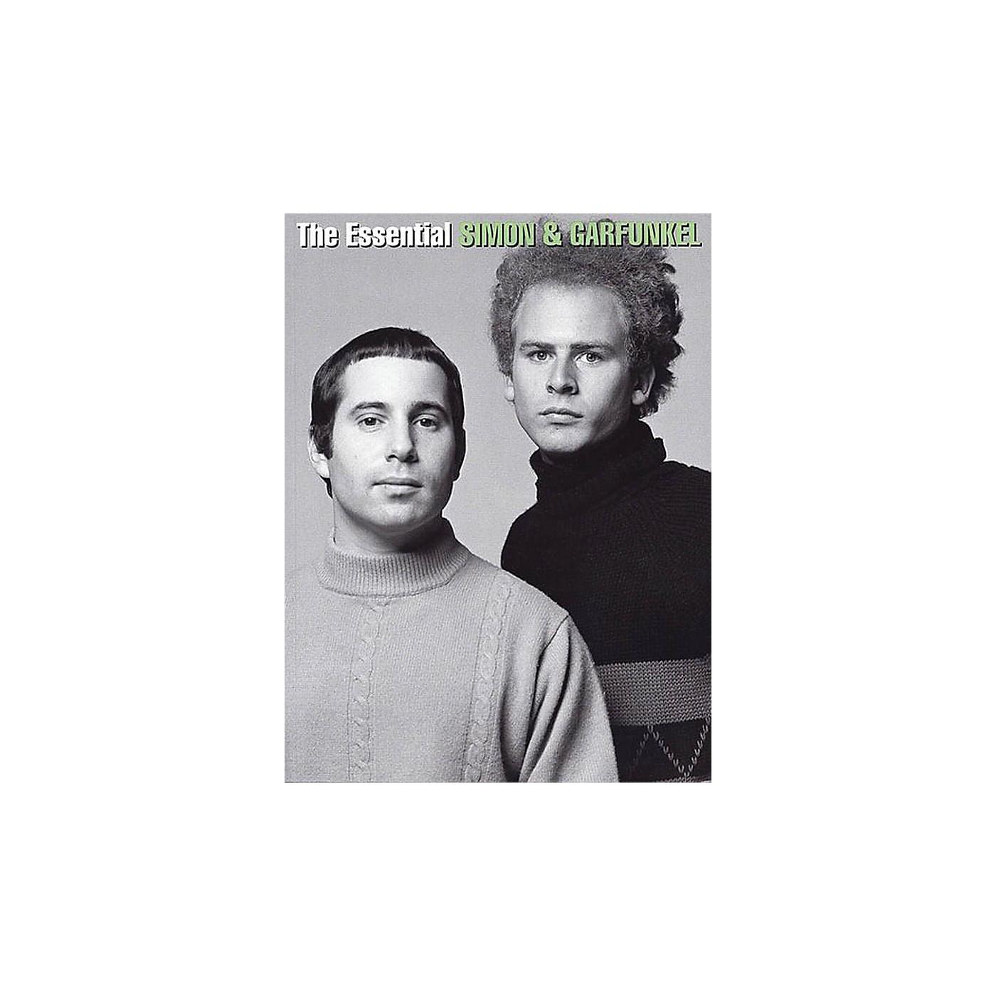Music Sales The Essential Simon & Garfunkel Music Sales America Series Softcover Performed by Simon & Garfunkel thumbnail
