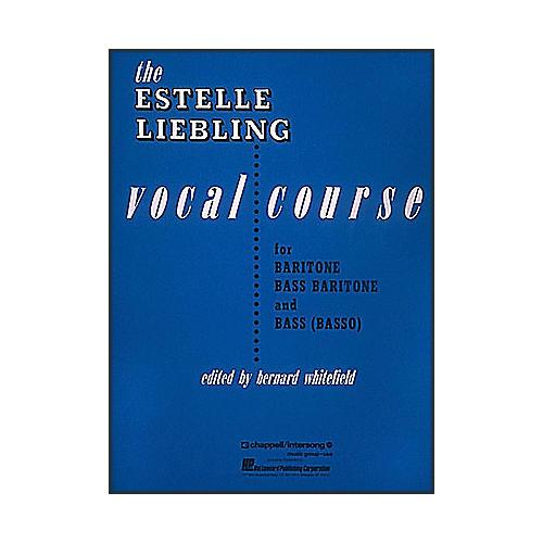 Hal Leonard The Estelle Liebling Vocal Course for Barintone Voice thumbnail