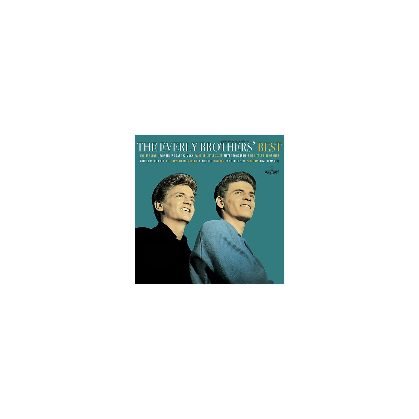 Alliance The Everly Brothers - Everly Brothers' Best thumbnail
