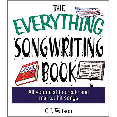 Adams Media The Everything Songwriting Book thumbnail