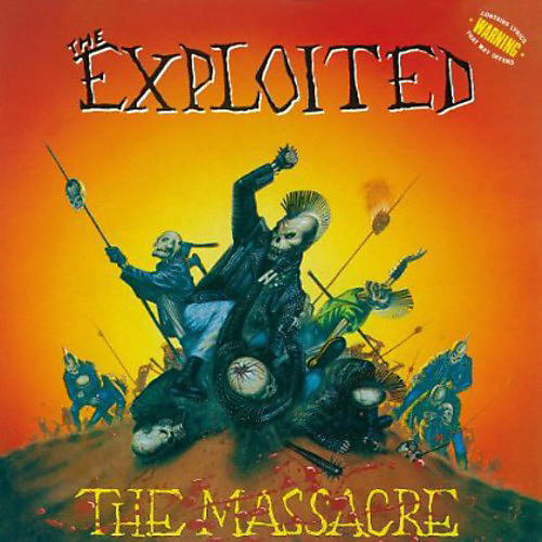 Alliance The Exploited - Massacre (Special Edition) thumbnail