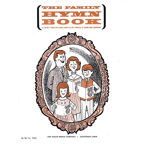 Willis Music The Family Hymn Book (Early Inter Level) Willis Series by Various thumbnail