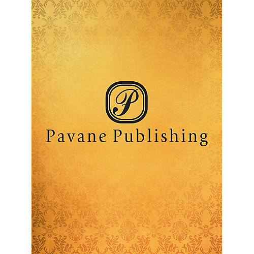 Pavane The Feast (Finale - SATB) SATB Composed by Allan Robert Petker thumbnail