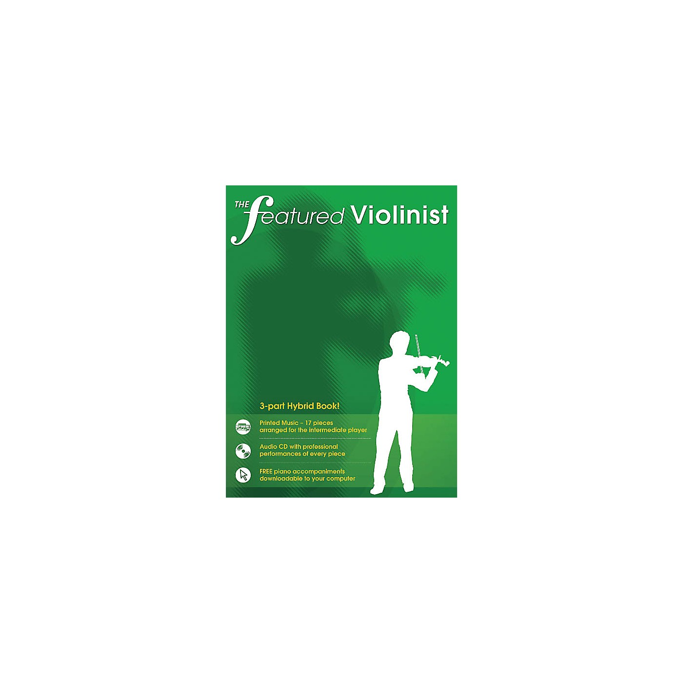 Music Sales The Featured Violinist Music Sales America Series Softcover with CD thumbnail