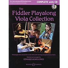 Boosey and Hawkes The Fiddler Play-Along Viola Collection Boosey & Hawkes Miscellaneous Series Softcover with CD
