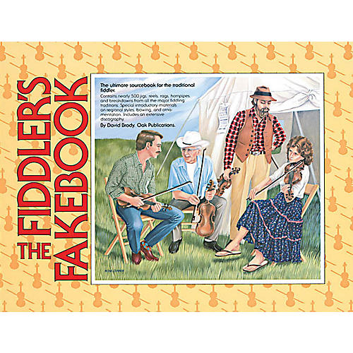 Oak The Fiddler's Fakebook Music Sales America Series Softcover thumbnail