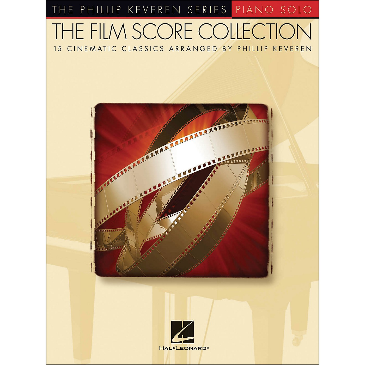 Hal Leonard The Film Score Collection - Phillip Keveren Series arranged for piano solo thumbnail