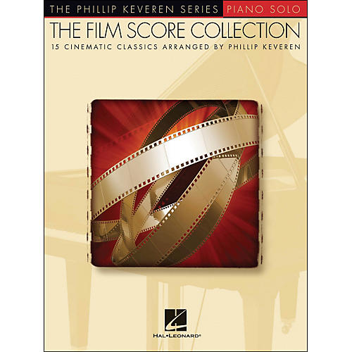 Hal Leonard The Film Score Collection - Phillip Keveren Series arranged for piano solo-thumbnail