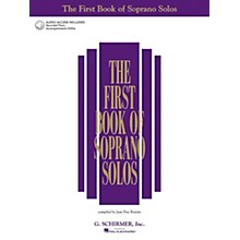 Hal Leonard The First Book of Soprano Solos