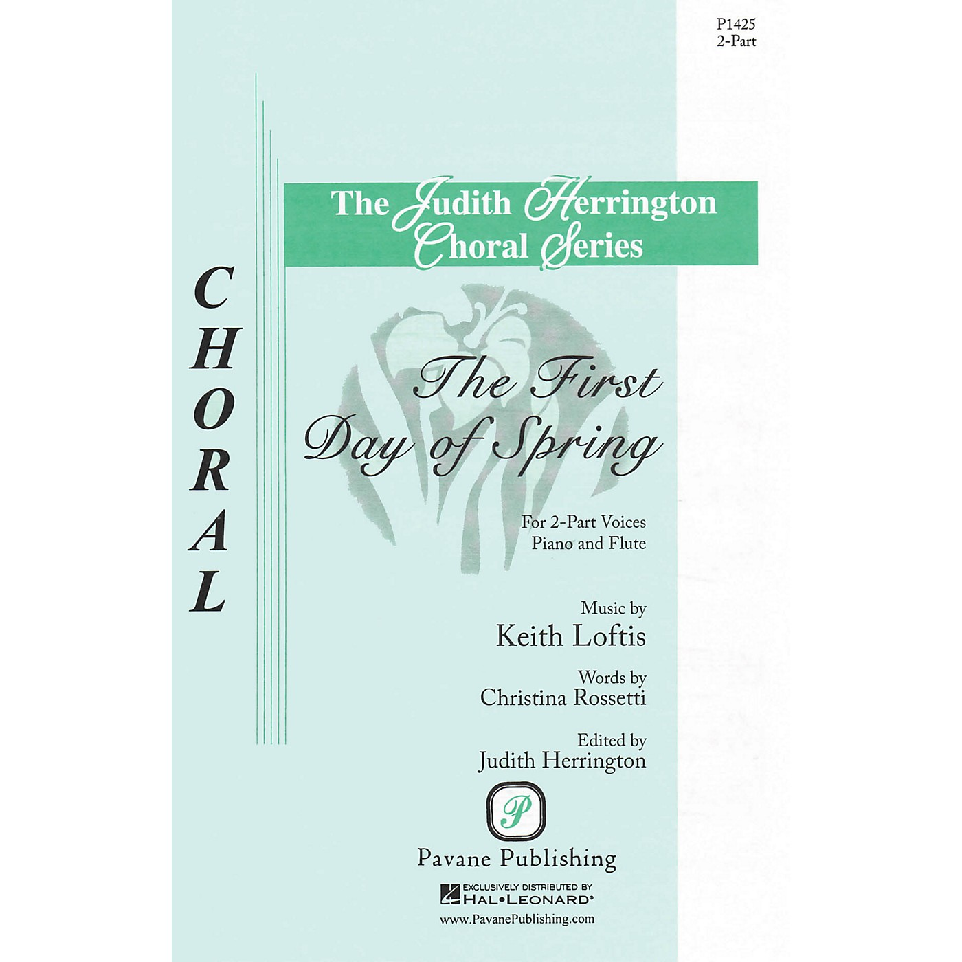 Pavane The First Day of Spring 2-Part composed by Keith Loftis thumbnail