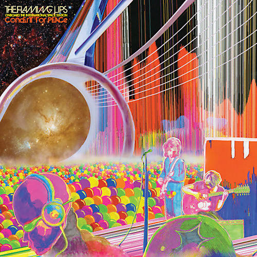 Alliance The Flaming Lips - The Flaming Lips Onboard The International Space Station Concert For Peace thumbnail