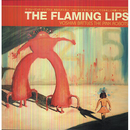 Alliance The Flaming Lips - Yoshimi Battles the Pink Robots thumbnail