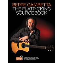 Wise Publications The Flatpicking Sourcebook Music Sales America Series Softcover Audio Online Written by Beppe Gambetta