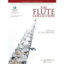 G. Schirmer The Flute Collection - Intermediate to Advanced Level Woodwind Solo Series Softcover Audio Online