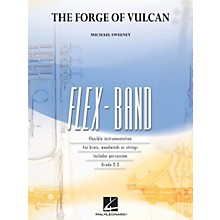 Hal Leonard The Forge of Vulcan Concert Band Level 2-3 Composed by Michael Sweeney