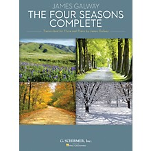 G. Schirmer The Four Seasons Complete Woodwind Solo Series Softcover Performed by James Galway