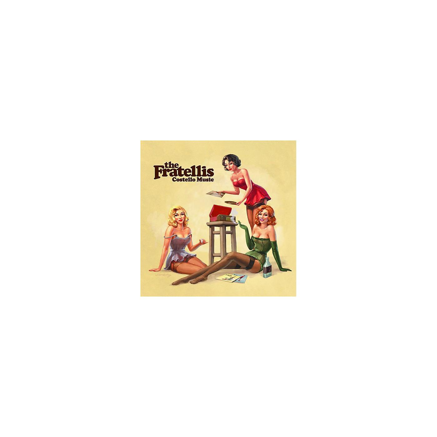 Alliance The Fratellis - Costello Music thumbnail