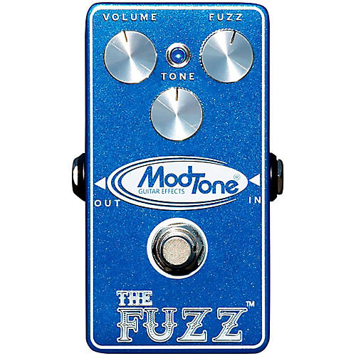 Modtone The Fuzz Fuzzer Guitar Pedal thumbnail